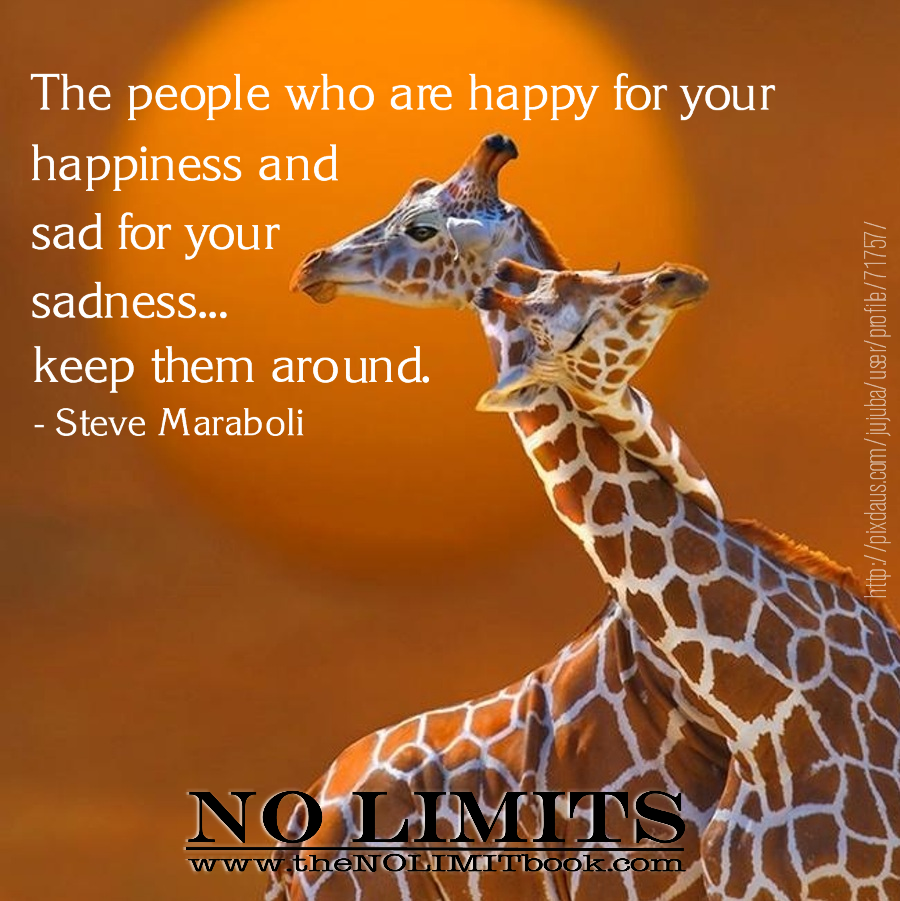 Quotes About People Who Notice: The People Who Are Happy For Your Happiness And Sad For